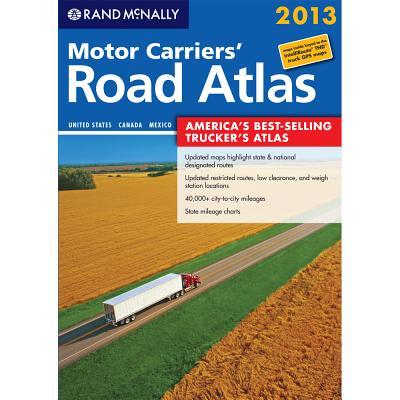 Rand McNally Motor Carriers' Road Atlas - Rand McNally (Creator)