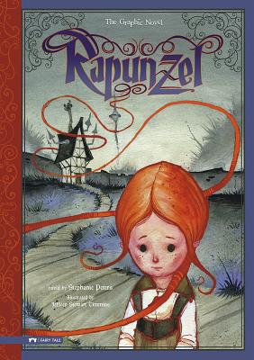 Rapunzel: The Graphic Novel - Peters, Stephanie True (Retold by)