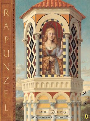 Rapunzel - Zelinsky, Paul O (Retold by)