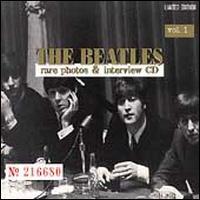 Rare Photos & Interview CD, Vol. 1 - The Beatles