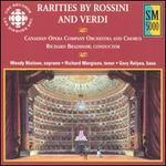 Rarities by Rossini and Verdi