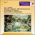 Ravel: Bolero; Rapsodie Espagnole