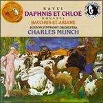 Ravel: Daphnis et Chloé; Albert Roussel: Bacchus et Ariane