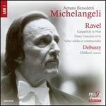 Ravel: Gaspard de la Nuit; Piano Concerto in G; Valses Nobles et Sentimentales; Debussy: Children's Corner