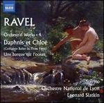 Ravel: Orchestral Works, Vol. 4 - Daphnis et Chloé