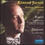 Ravel: Shéhérazade; Duparc: Les Mélodies