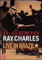 Ray Charles: O Genio - Live in Brazil -
