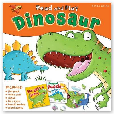 Read and Play Dinosaur - Bromage, Fran