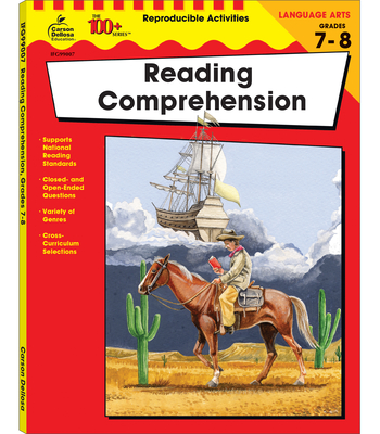 Reading Comprehension, Grades 7-8 - Instructional Fair (Compiled by)