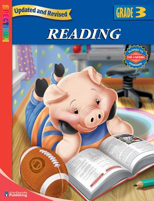 Reading, Grade 3 - Spectrum