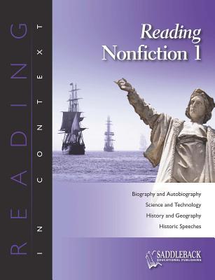 Reading Nonfiction 1 - Saddleback Educational Publishing (Editor)