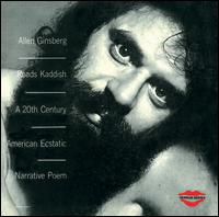 Reads Kaddish: A 20th Century American [Red Vinyl] - Allen Ginsberg