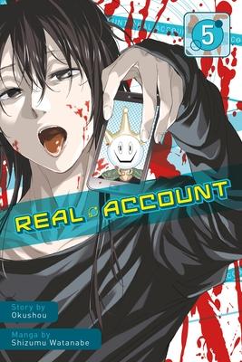 Real Account Volume 5 - Okushou