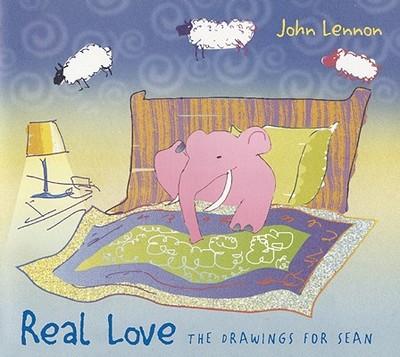 Real Love: The Drawings for Sean - Lennon, John