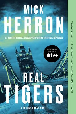 Real Tigers - Herron, Mick