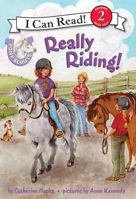 Really Riding! - Hapka, Catherine