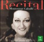 Recital: Montserrat Caballé