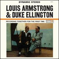Recording Together for the First Time - Louis Armstrong/Duke Ellington
