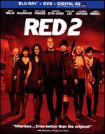 RED 2 [2 Discs] [Includes Digital Copy] [UltraViolet] [Blu-ray/DVD] - Dean Parisot