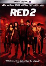 RED 2 [Includes Digital Copy] [UltraViolet] - Dean Parisot