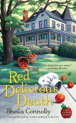 Red Delicious Death - Connolly, Sheila