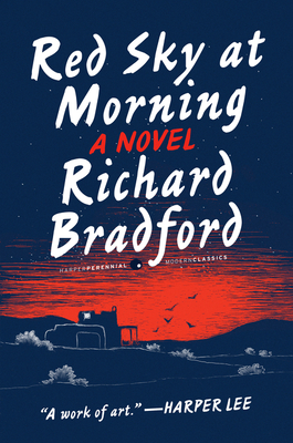 Red Sky at Morning - Bradford, Richard