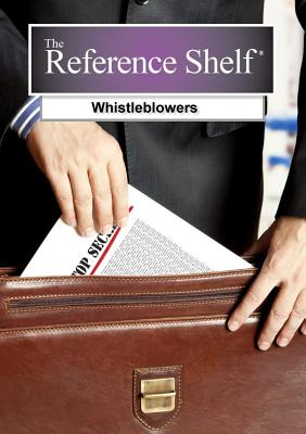 Reference Shelf: Whistleblowers - Hw Wilson (Editor)