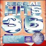 Reggae Hits, Vol. 36 [Bonus DVD]