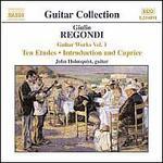 Regondi: Guitar Works, Vol. 1