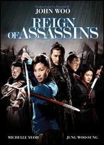Reign of Assassins - John Woo; Su Chao-pin