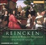 Reincken: Hortus musicus / Works for Harpsichord