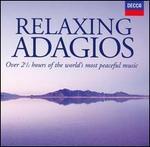 Relaxing Adagios - Andrés Segovia (guitar); Borodin Quartet; Capricorn; Carlos Bonell (guitar); Du Brassus; Helen Tunstall (harp); Henryk Szeryng (violin); Huguette Tourangeau (mezzo-soprano); I Musici; Igor Kipnis (harpsichord); Jack Brymer (clarinet)