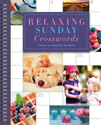 Relaxing Sunday Crosswords - Newman, Stanley