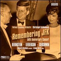 Remembering JFK - 50th Anniversary Concert - Earl Wild (piano); Georgetown University Glee Club; Richard Dreyfuss; Tzimon Barto (piano); National Symphony Orchestra