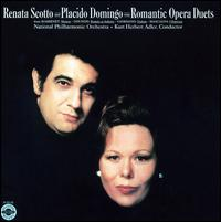 Renata Scotto and Placido Domingo sing Romantic Opera Duets - Pl�cido Domingo (tenor); Renata Scotto (soprano); National Philharmonic Orchestra; Kurt Herbert Adler (conductor)