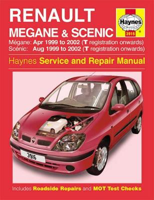 Renault Megane & Scenic Service and Repair Manual -