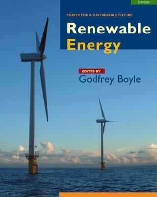 Renewable Energy - Boyle, Godfrey (Editor)