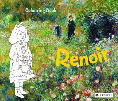 Renoir Coloring Book - Roeder, Annette