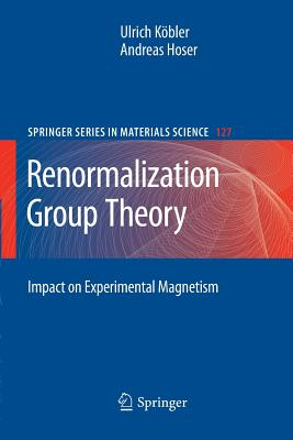 Renormalization Group Theory: Impact on Experimental Magnetism - Kobler, Ulrich, and Hoser, Andreas