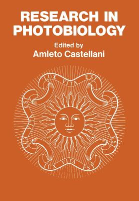 Research in Photobiology - Castellani, A (Editor)