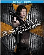 Resident Evil: Apocalypse [Includes Digital Copy] [UltraViolet] [Blu-ray]