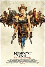 Resident Evil: The Final Chapter [Includes Digital Copy] [3D] [4K Ultra HD Blu-ray/Blu-ray]