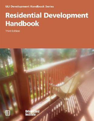 Residential Development Handbook - Schmitz, Adrienne