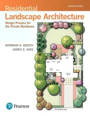 Residential landscape architecture design process for the for Landscape design books