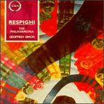 Respighi: The Ballad of Gnomes; Adagio with Variations; Botticelli Pictures; Suite in G