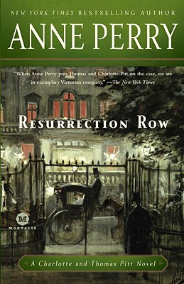Resurrection Row - Perry, Anne