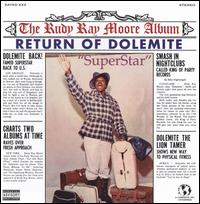 Return of Dolemite - Rudy Ray Moore