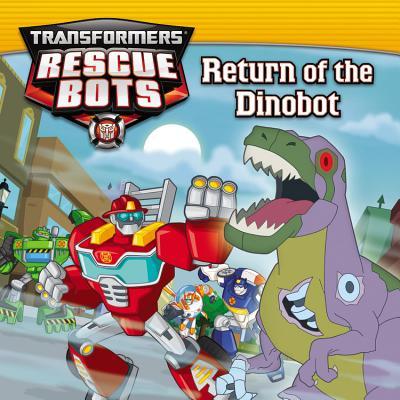 Return of the Dino Bot - Sazaklis, John (Adapted by)