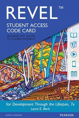 Revel for Development Through the Lifespan -- Standalone Access Card - Berk, Laura E