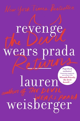 Revenge Wears Prada: The Devil Returns - Weisberger, Lauren